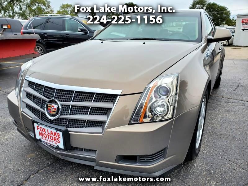Cadillac CTS 3.6L SIDI AWD 2008