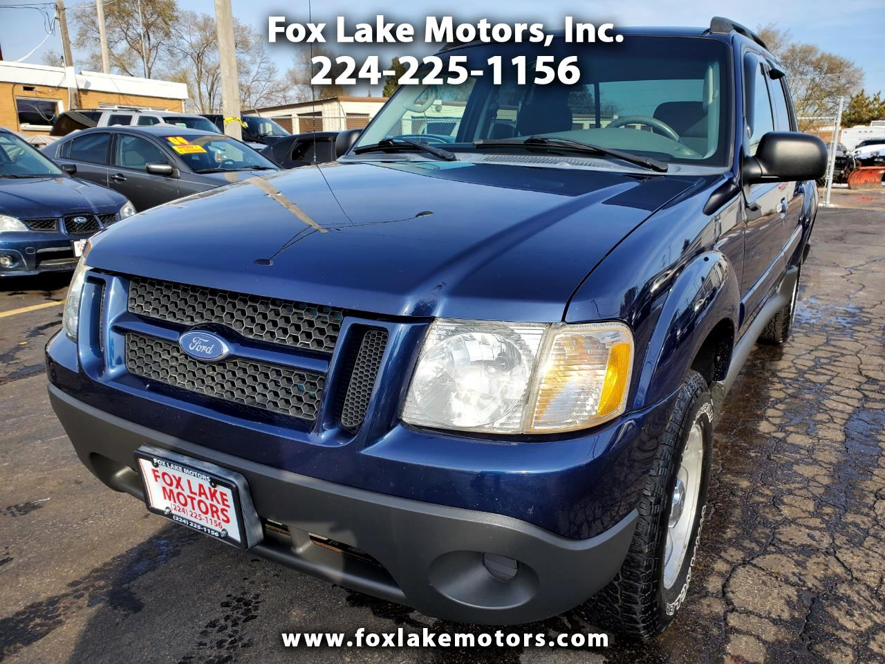 Ford Explorer Sport Trac XLT 4WD 2005
