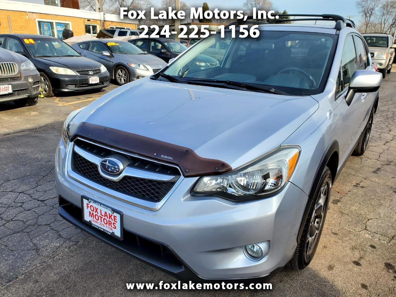 Subaru XV Crosstrek 2.0 Premium 2013