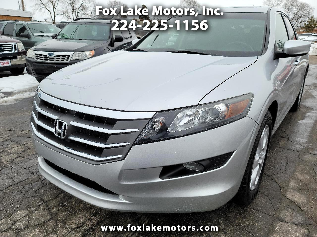 Honda Accord Crosstour EX-L 4WD 5-Spd AT 2011