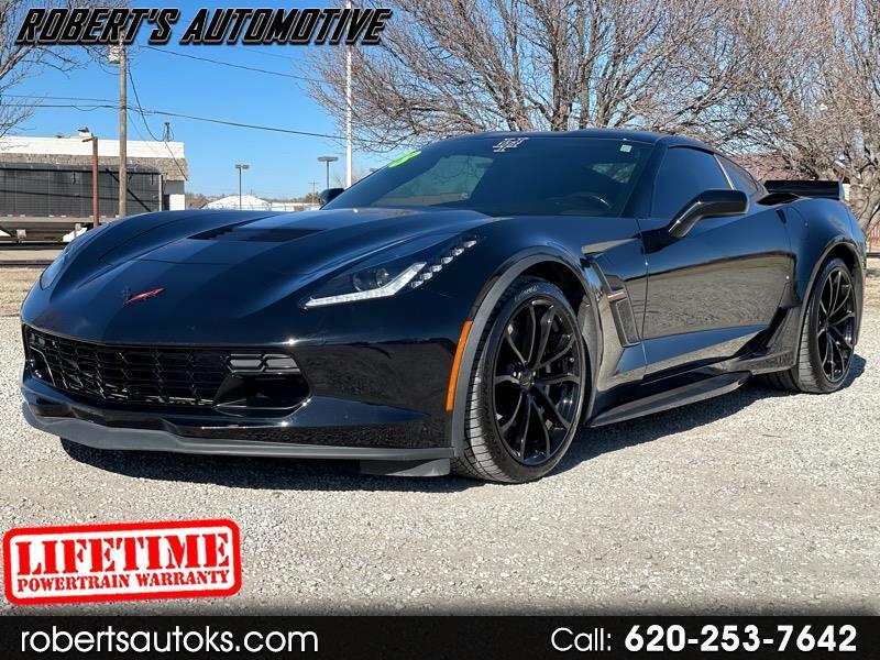 Chevrolet Corvette Grand Sport w/1LT 2018