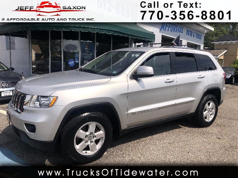 Jeep Grand Cherokee Laredo 4WD 2011