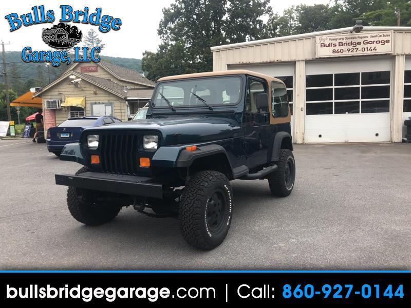 Jeep Wrangler S 1995