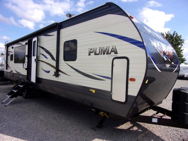 2019 Palomino Puma 32RKTS
