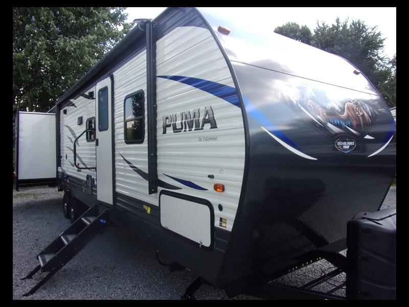 Palomino Puma  2020