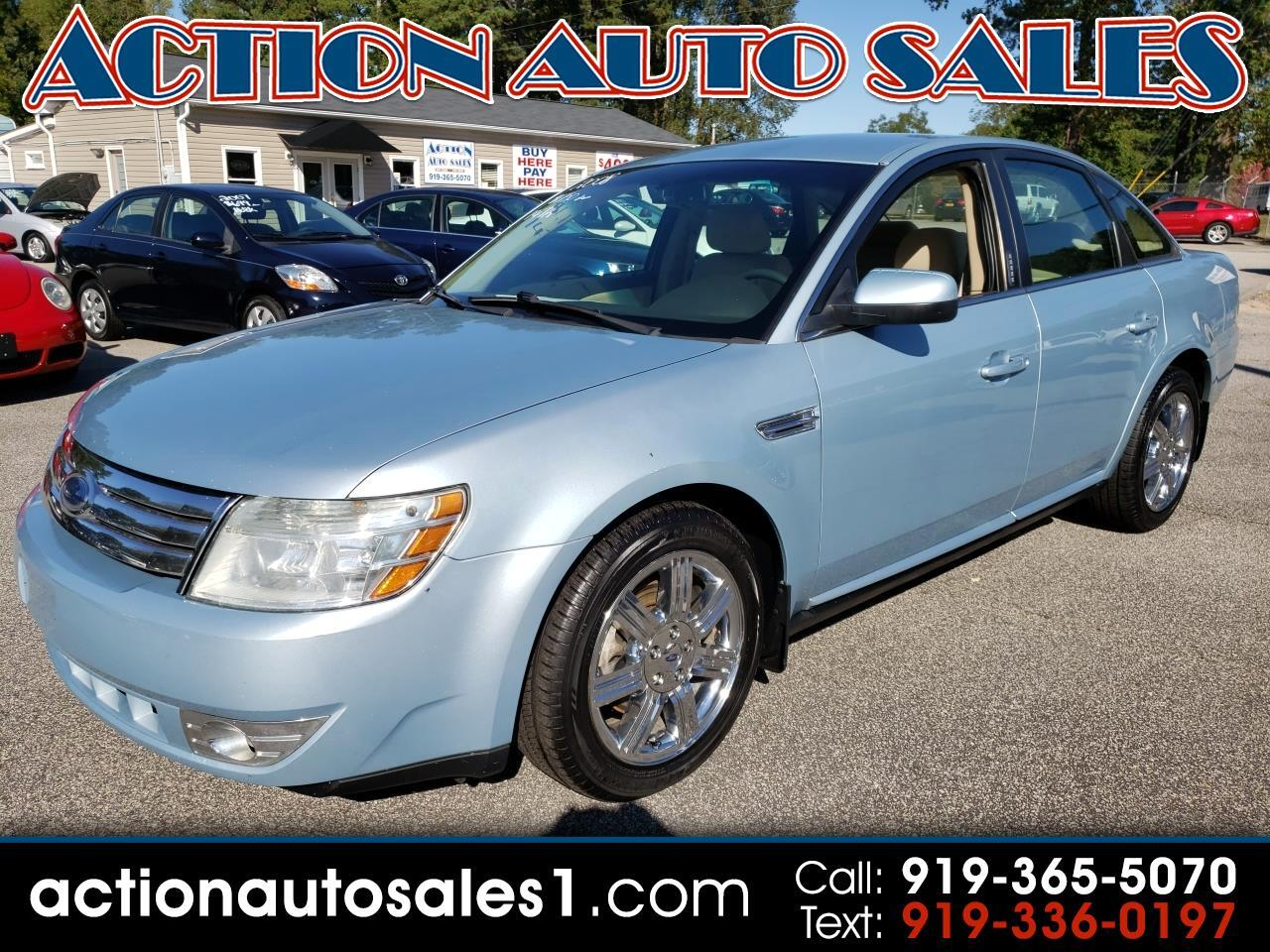 2008 Ford Taurus 4dr Sdn SEL FWD