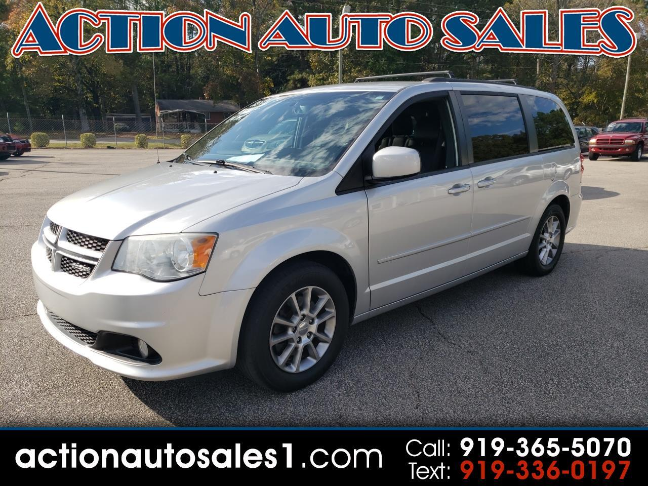 2012 Dodge Grand Caravan 4dr Wgn R/T