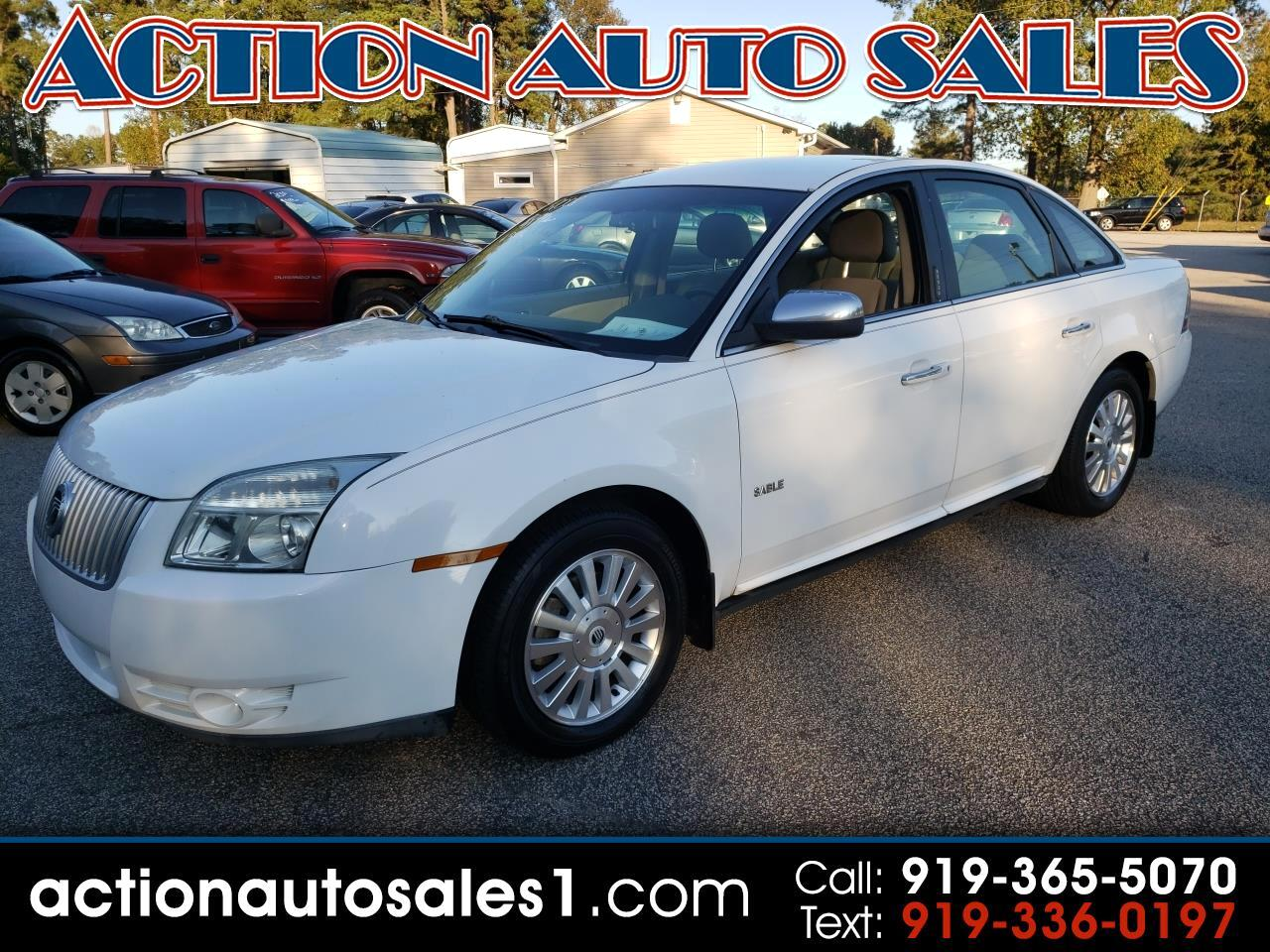 2008 Mercury Sable 4dr Sdn FWD