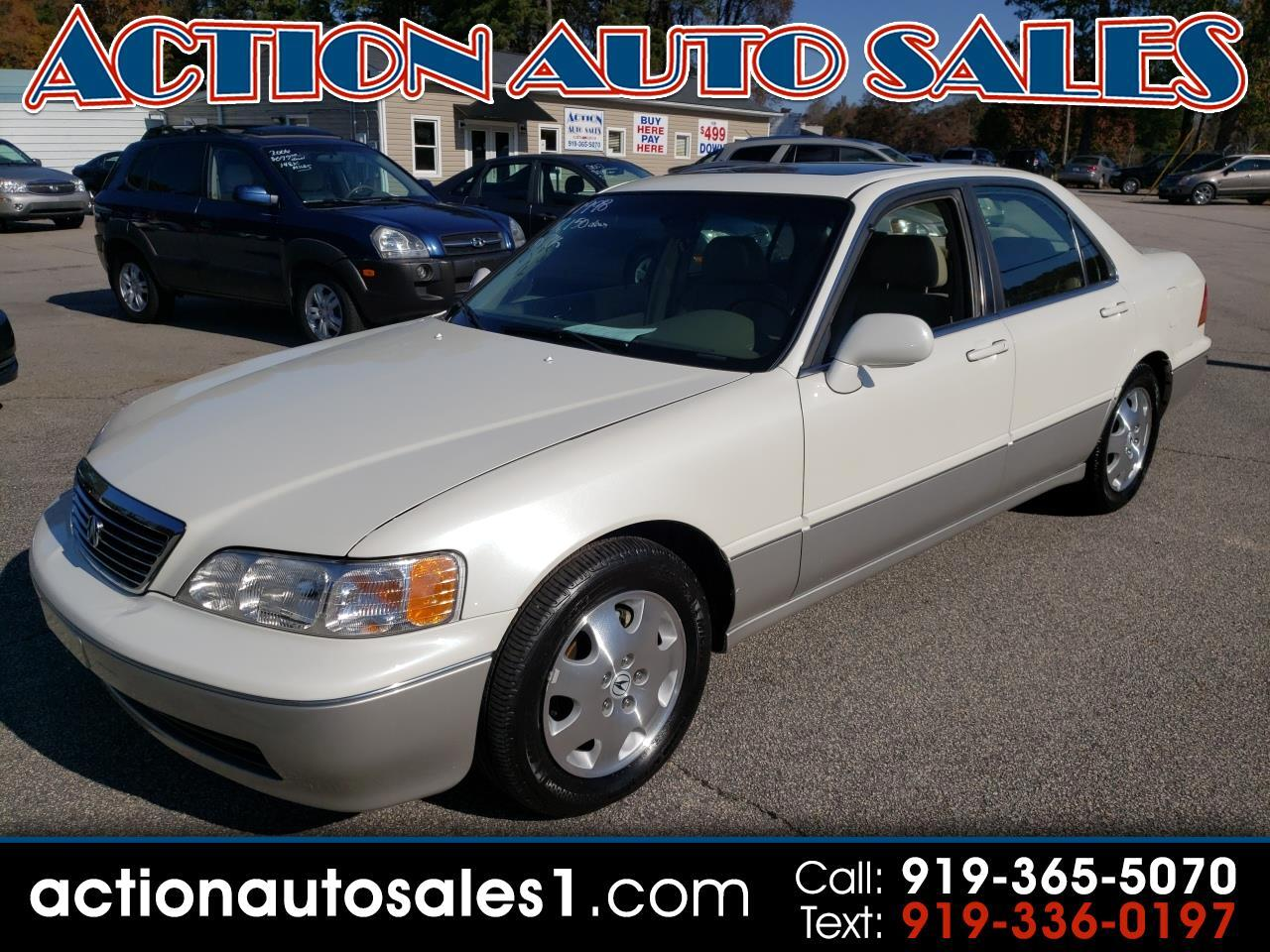 1998 Acura RL 4dr Sdn Special Edition