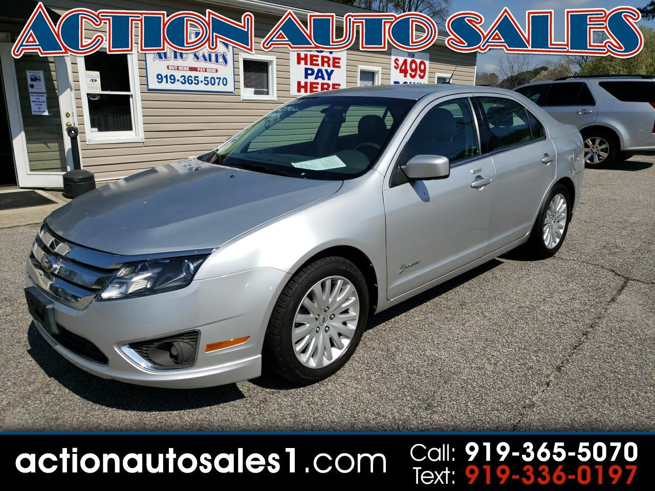 Ford Fusion 4dr Sdn Hybrid FWD 2011
