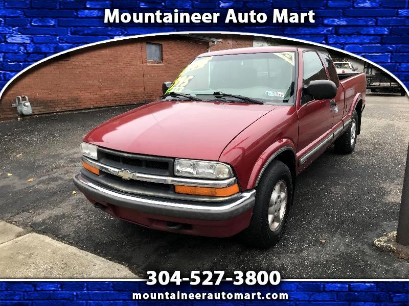 Chevrolet S10 Pickup Ext. Cab 4WD 2000