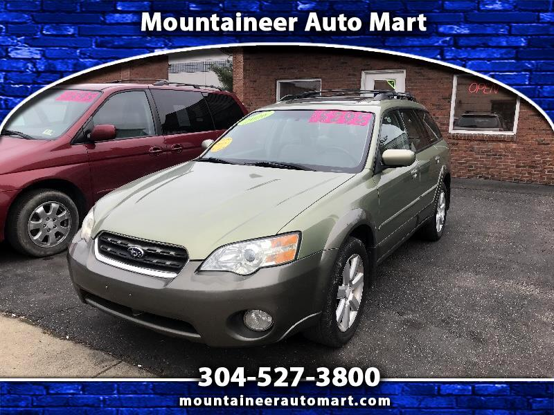 Subaru Outback 2.5i Limited Wagon 2006