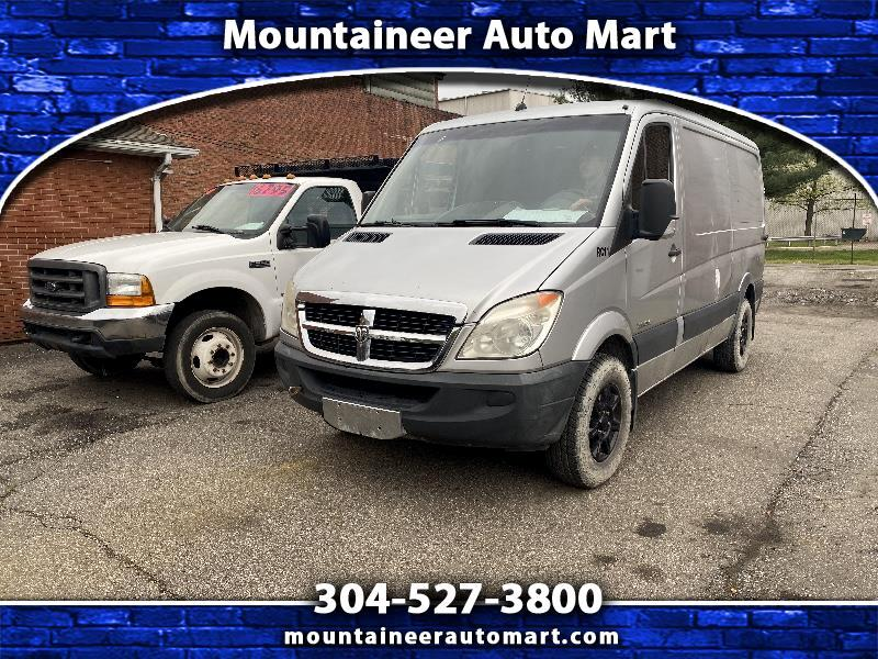 Dodge Sprinter Van 2500 144-in. WB 2008
