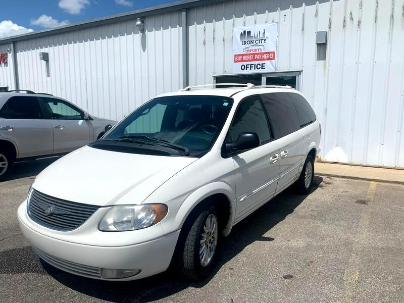 2003 Chrysler Town & Country 4dr LWB Limited FWD