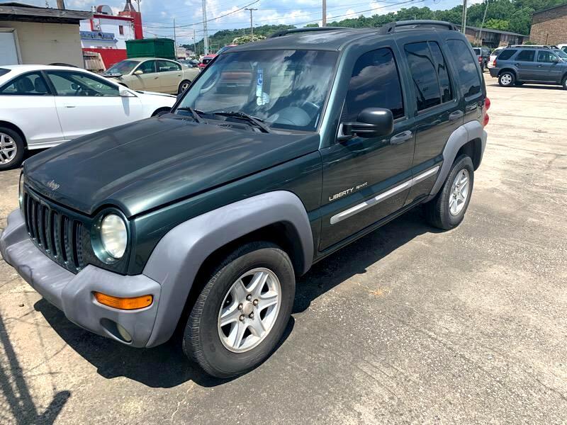 2002 Jeep Liberty Sport 2WD