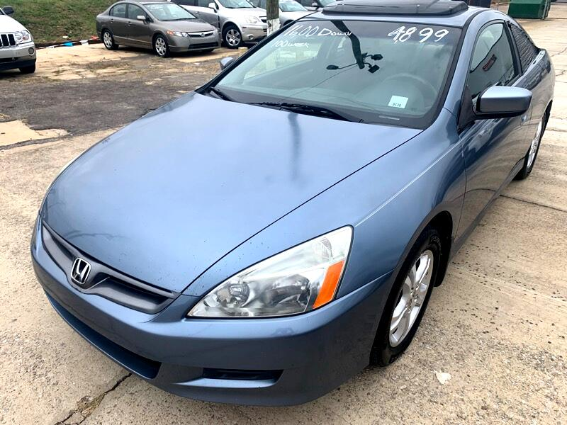 2006 Honda Accord EX coupe AT