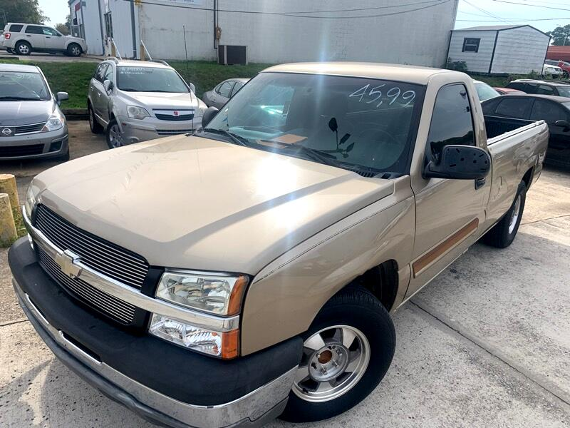 2004 Chevrolet Silverado 1500 LS Long Bed 2WD
