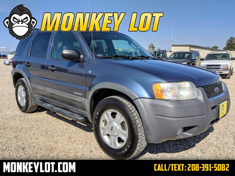 Used 2001 Ford Escape Xlt 2wd For Sale In Boise Id 83713