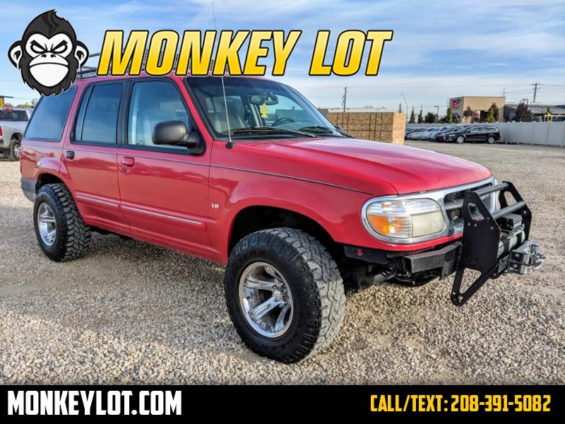 1999 Ford Explorer XLT AWD