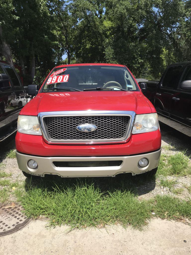 2008 Ford F150 XL SuperCrew 2WD