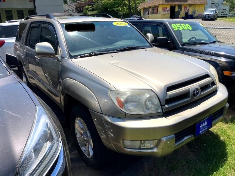 Toyota 4Runner Limited V8 4WD 2005