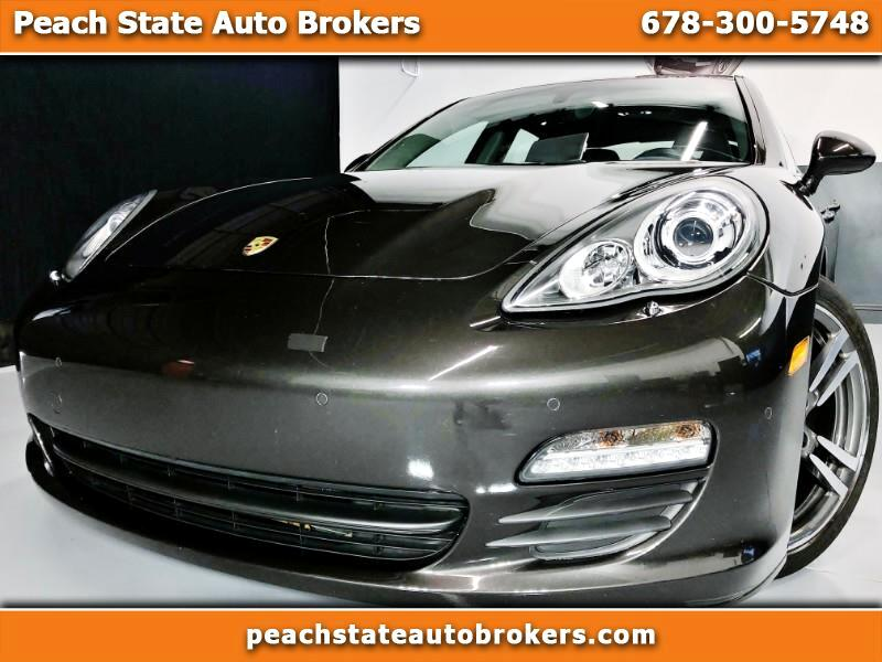 2011 Porsche Panamera 4dr HB
