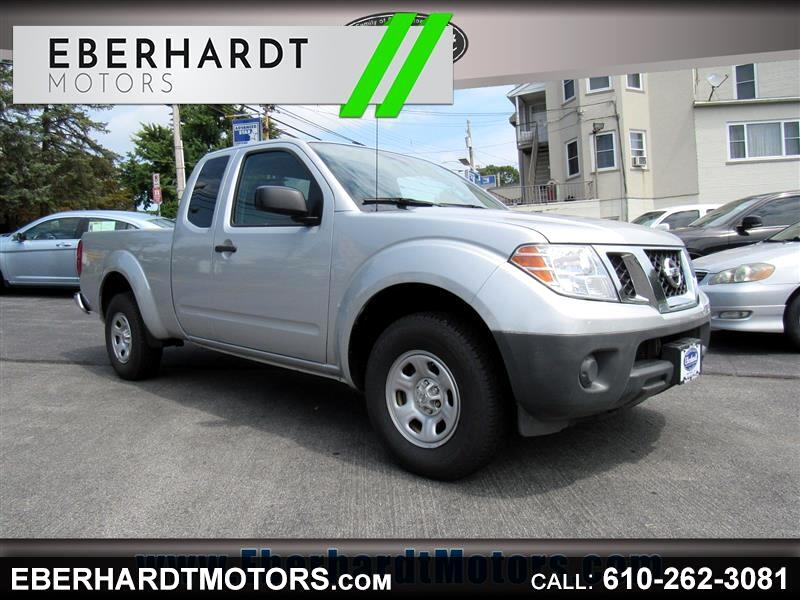 2016 Nissan Frontier S King Cab I4 5MT 2WD