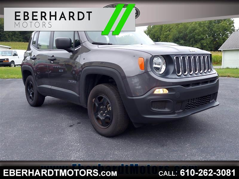 Jeep Renegade Sport 4WD 2018