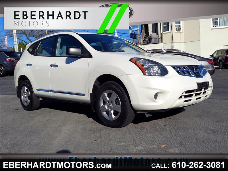 Nissan Rogue Select S AWD 2014