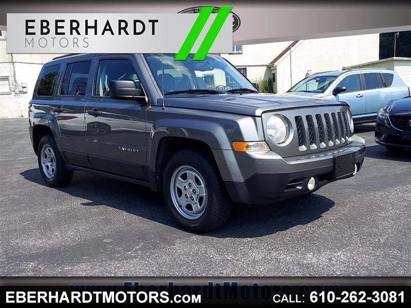 Jeep Patriot Sport 2WD 2013