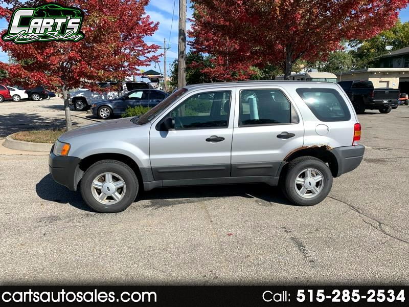 2004 Ford Escape XLS 2WD