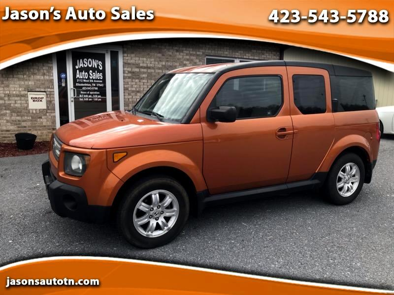 Honda Element EX 4WD AT 2008