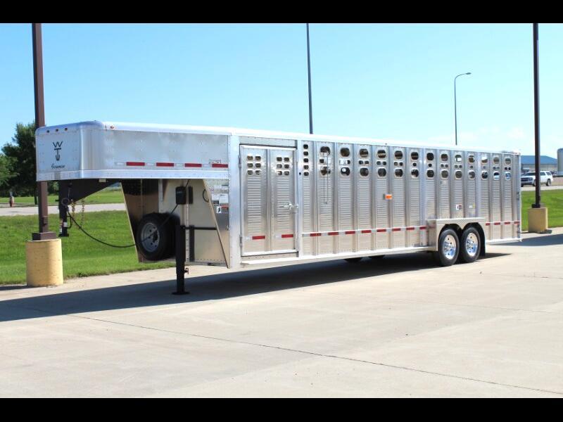 2020 Wilson Livestock Trailer