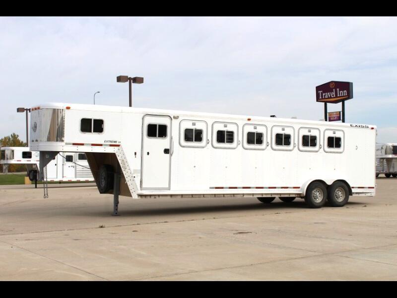 1996 Exiss Gooseneck Horse