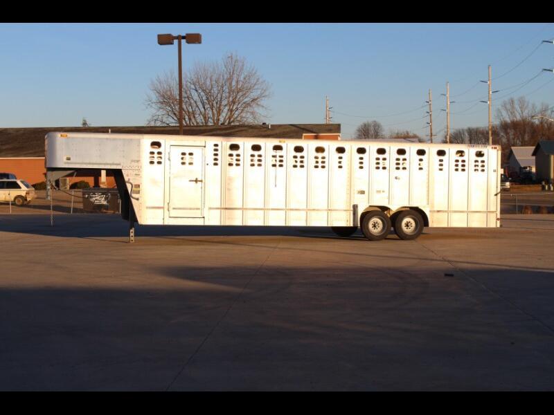 2006 Wilson Livestock Trailer