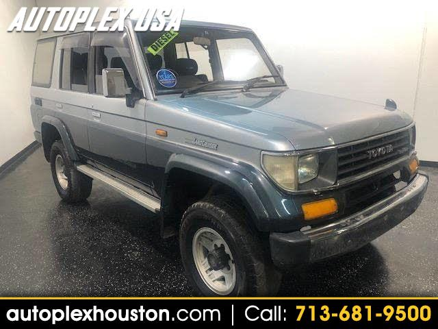 1992 Toyota Land Cruiser 4WD