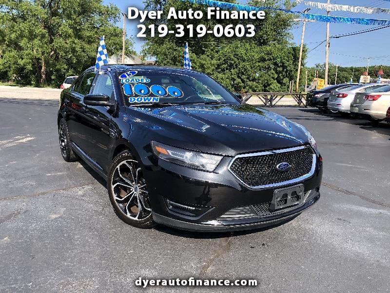 Ford Taurus SHO AWD 2015