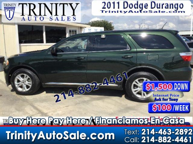 2011 Dodge Durango Express 2WD