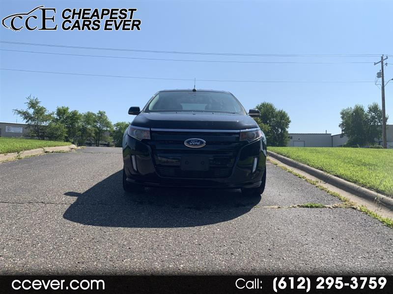 2014 Ford Edge Sport AWD