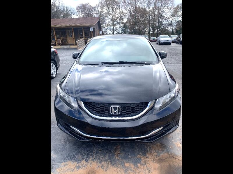 Honda Civic 4-Door Sedan 2013