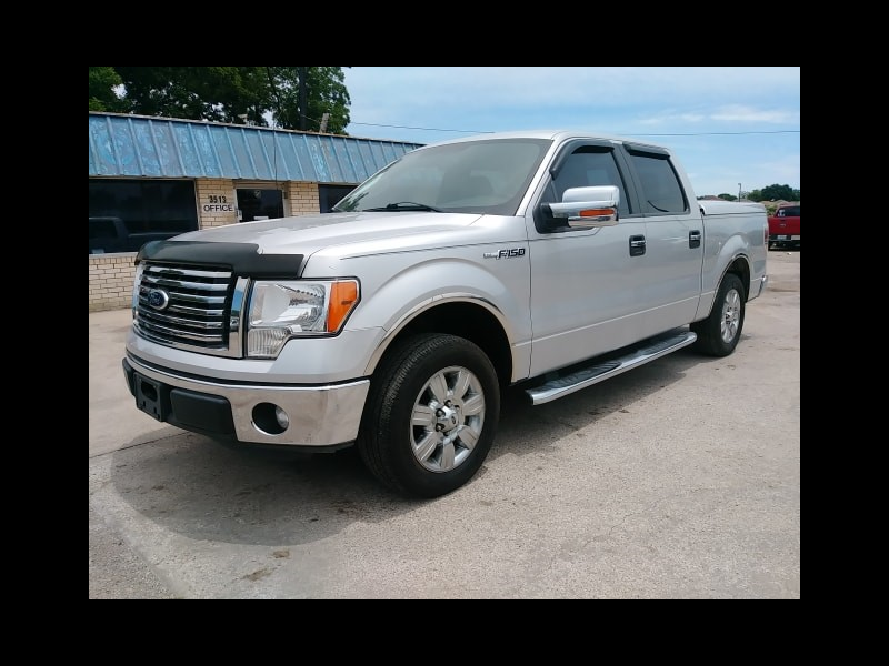 2011 Ford F150 XL SuperCrew 5.5-ft. Bed 2WD