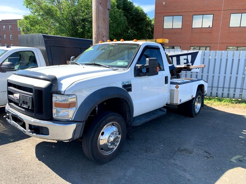 2009 Ford F-450 SD Regular Cab 2WD DRW