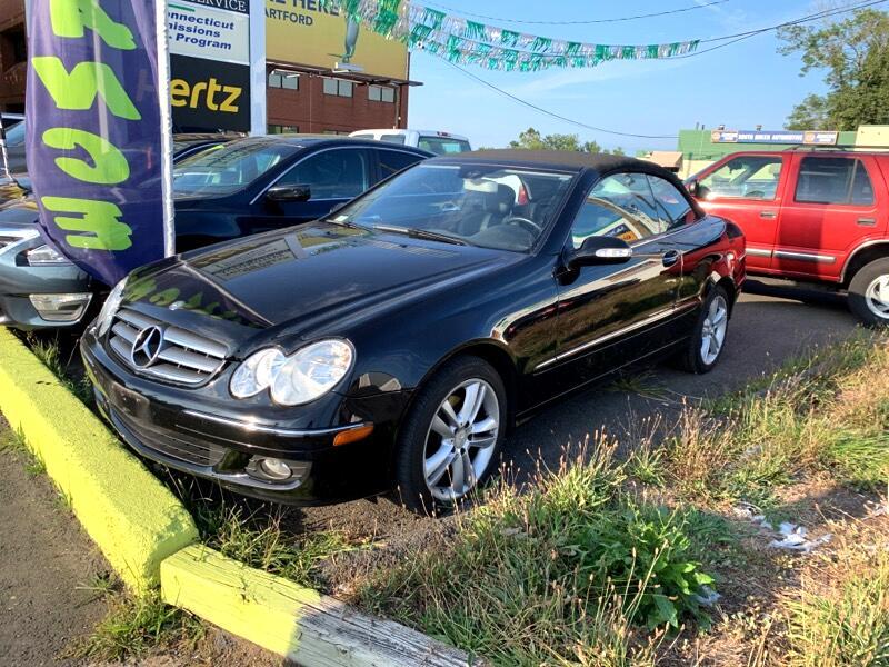 2009 Mercedes-Benz CLK-Class CLK350 Cabriolet