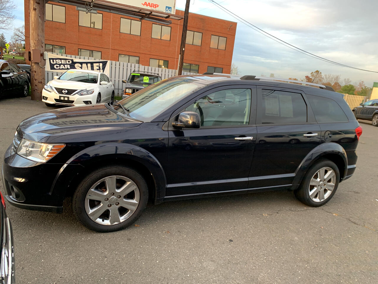 2011 Dodge Journey AWD 4dr LUX