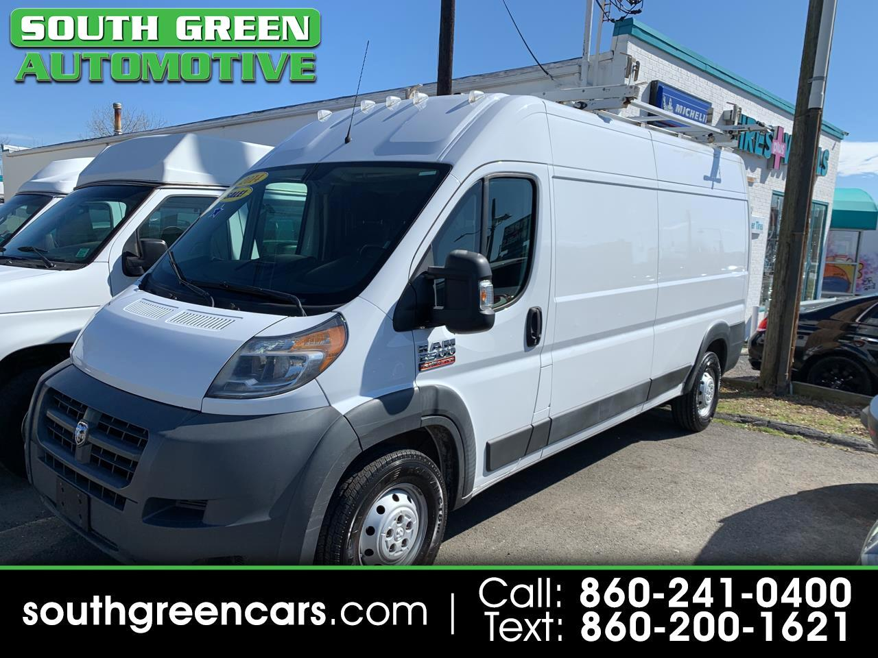 RAM Promaster 2500 High Roof Tradesman 159-in. WB 2014