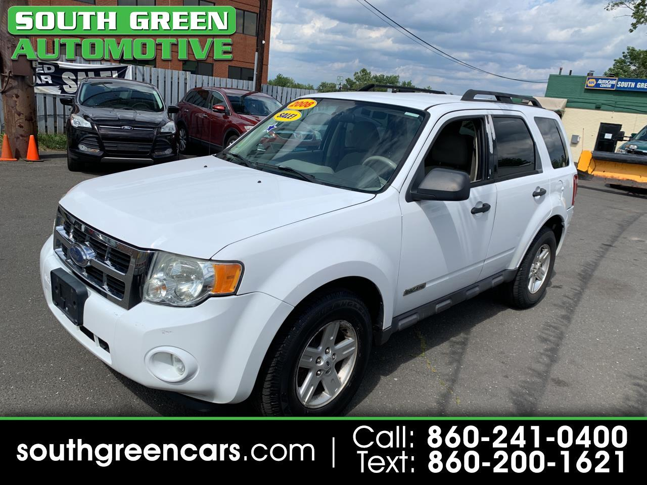 Ford Escape Hybrid 4WD 2008