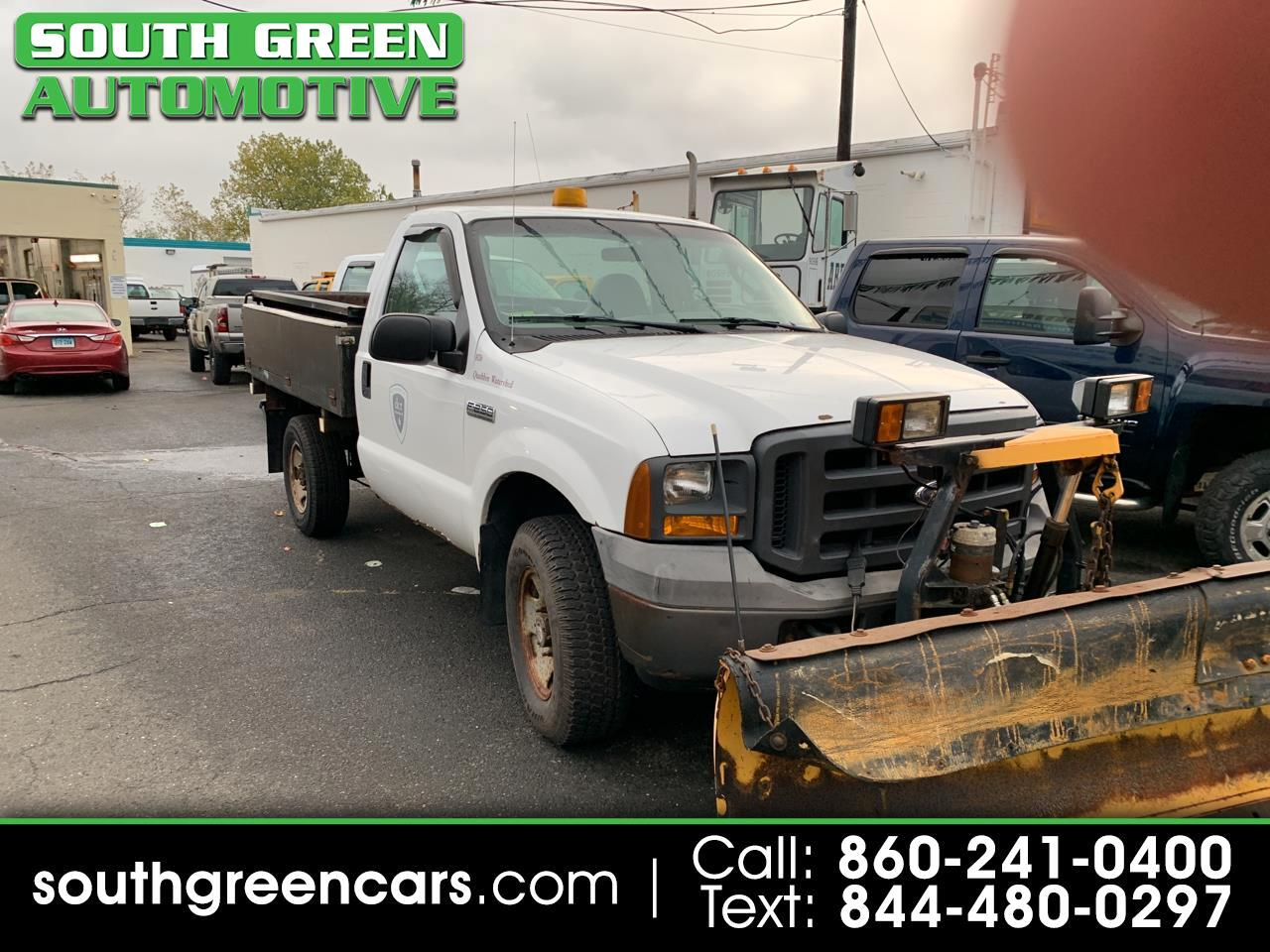 Ford F-250 SD XL 4WD 2005