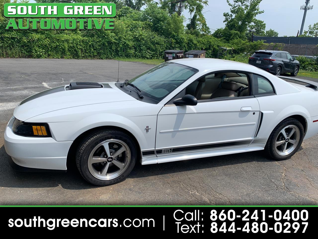 Ford Mustang Deluxe Coupe 2003