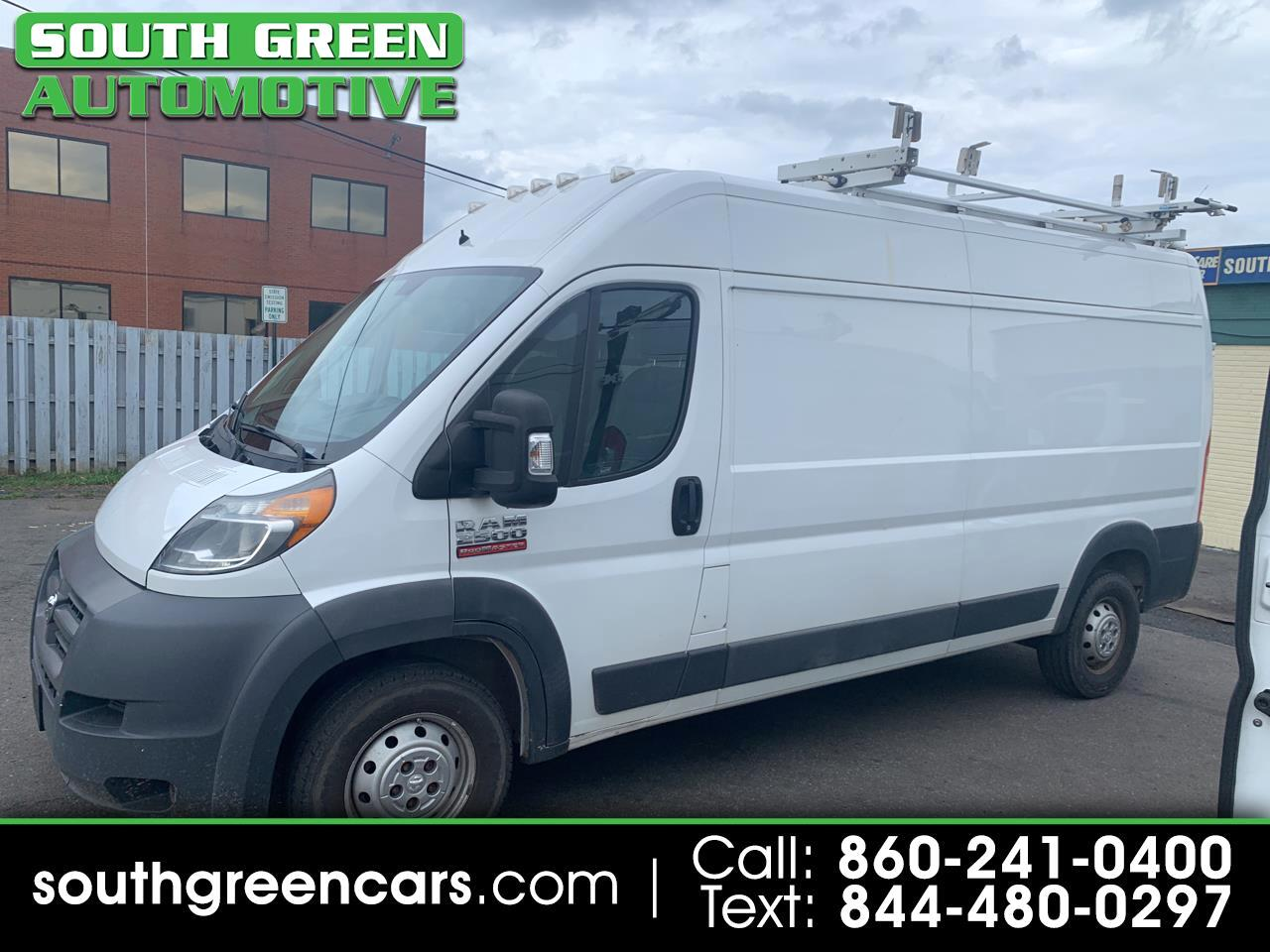 RAM Promaster 2500 High Roof Tradesman 159-in. WB 2016