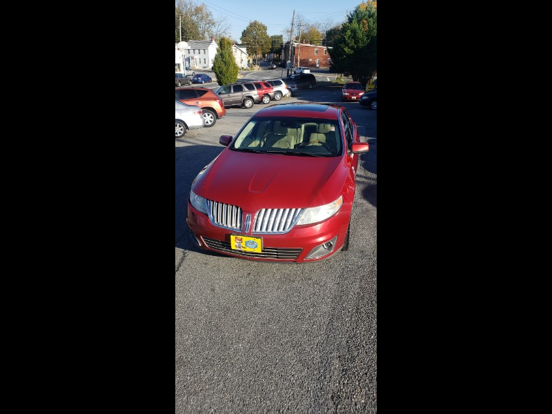 2009 Lincoln MKS AWD